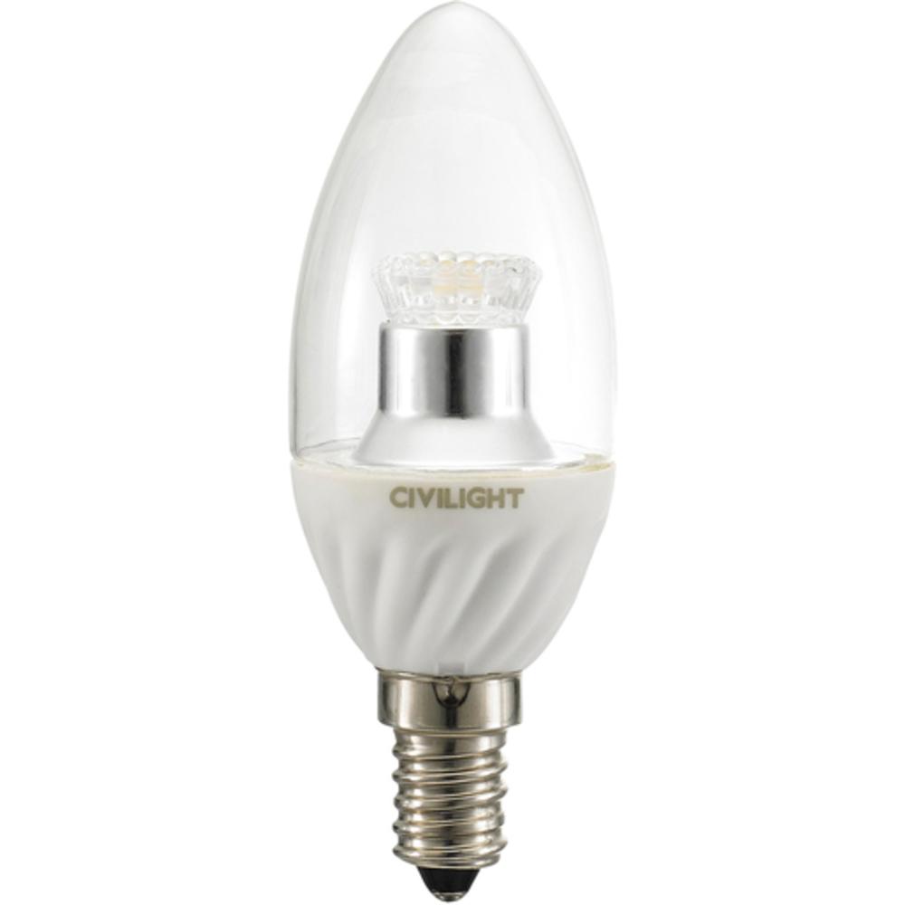 3555917 Kerze E14 nicht-dimmbar 2,700 K - 25 W 250 lm