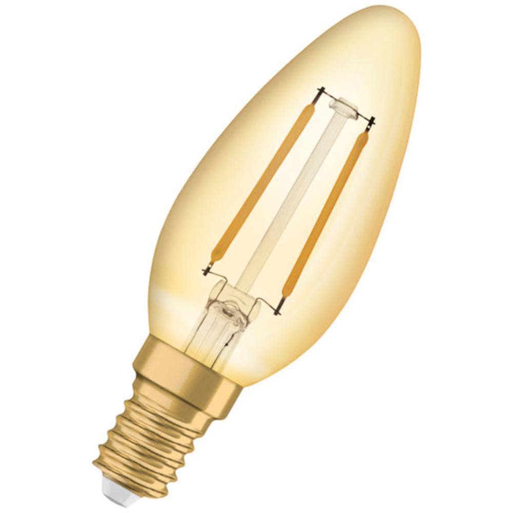 4448588 Kerze E14 nicht-dimmbar 2,500 K - 12 W 120 lm