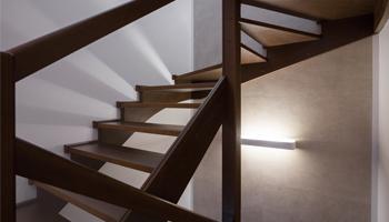 Beleuchtung Stiegenhaus stiegenhaus treppen lichttrends