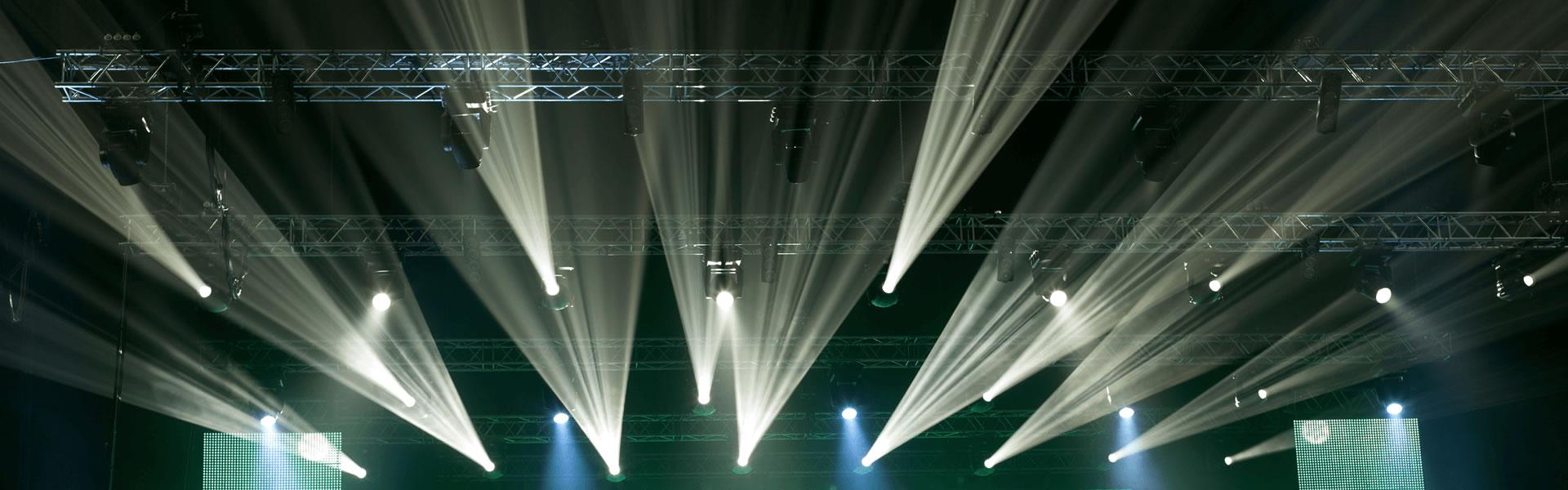 technisches Licht Lichttrends